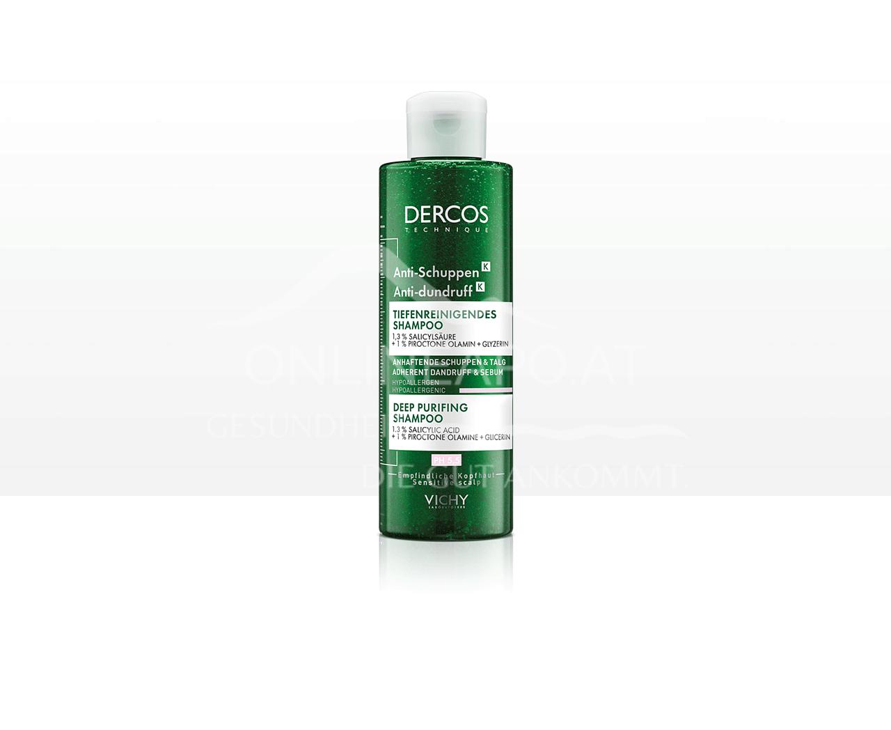 VICHY DERCOS Anti-Schuppen K Shampoo