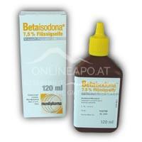 Betaisodona Flüssigseife