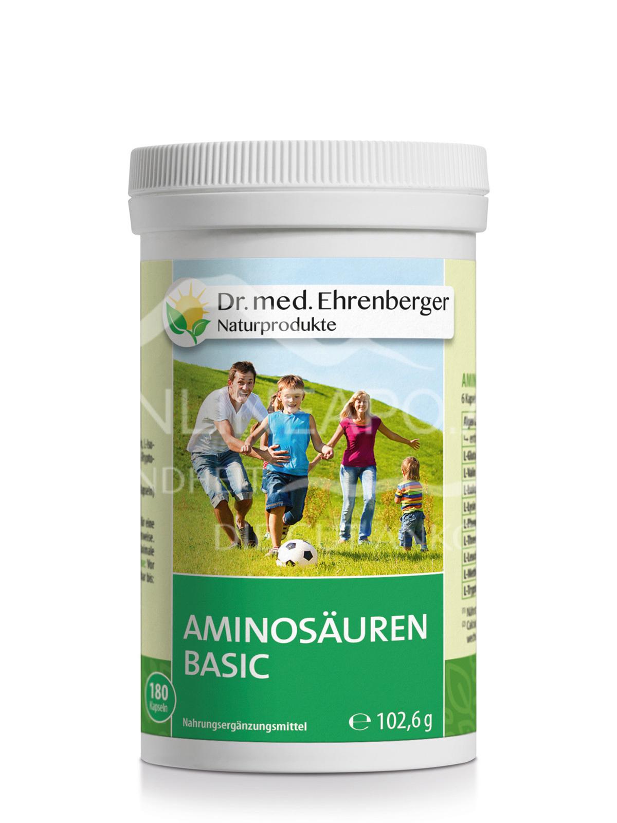 Merimed Aminosäuren I 180 Kapseln