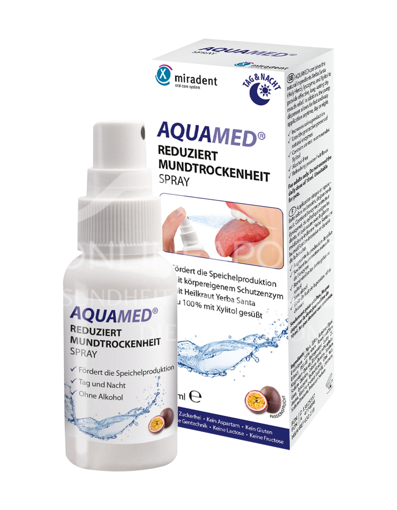 Miradent Aquamed Spray