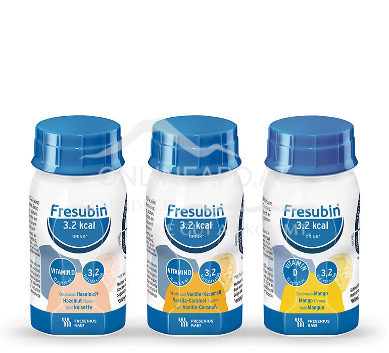 Fresubin® 3.2 kcal DRINK Mischkarton