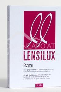 Lensilux Enzymreinigungstabletten 12 Stück