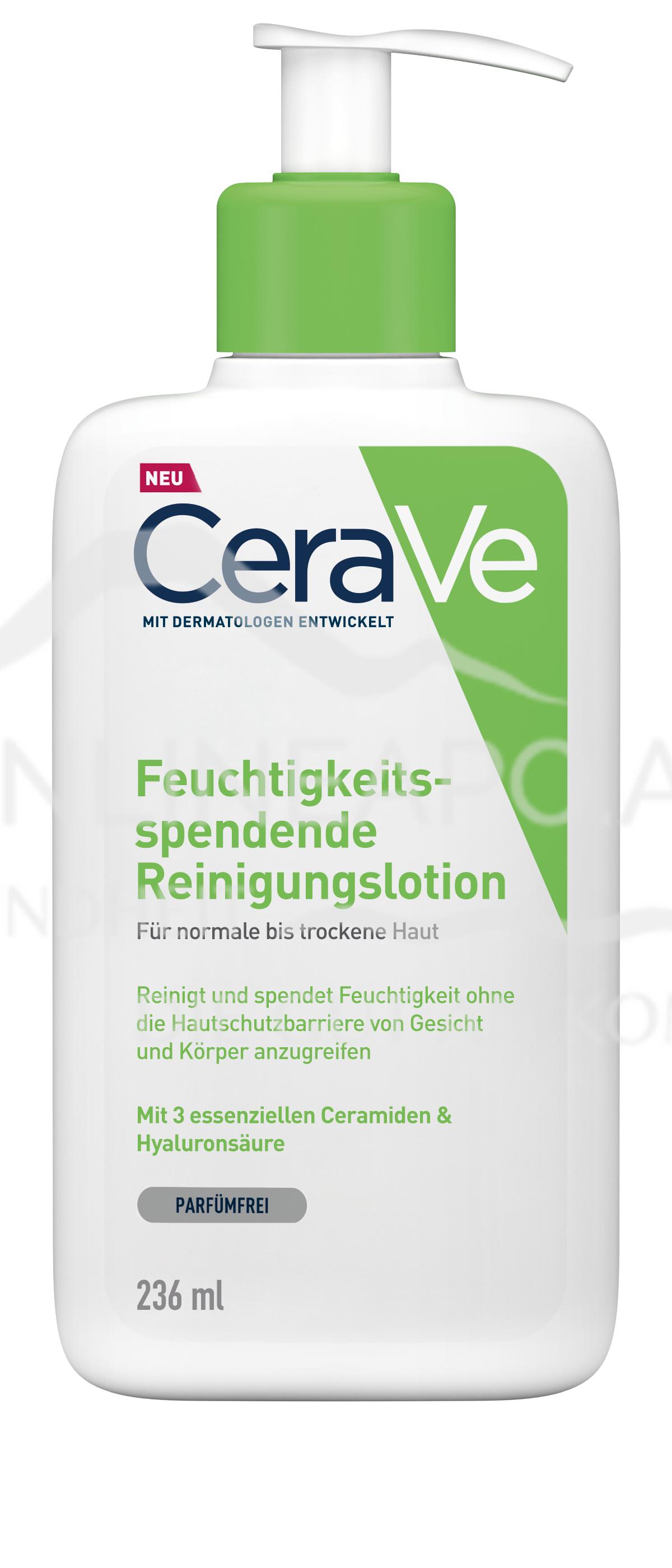 CeraVe® Feuchtigkeitsspendende Reinigungslotion