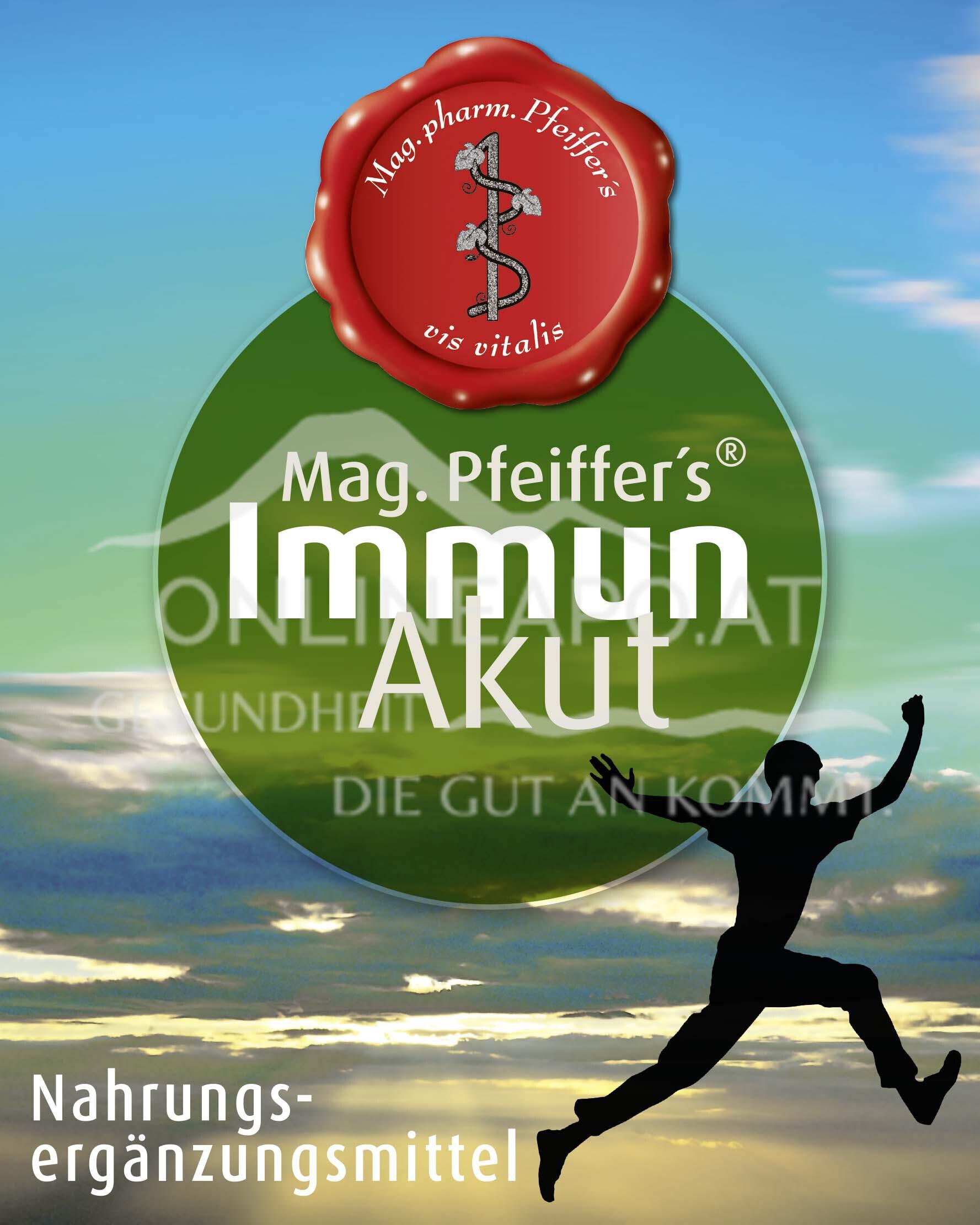 Mag. Pfeiffer's® Immun akut