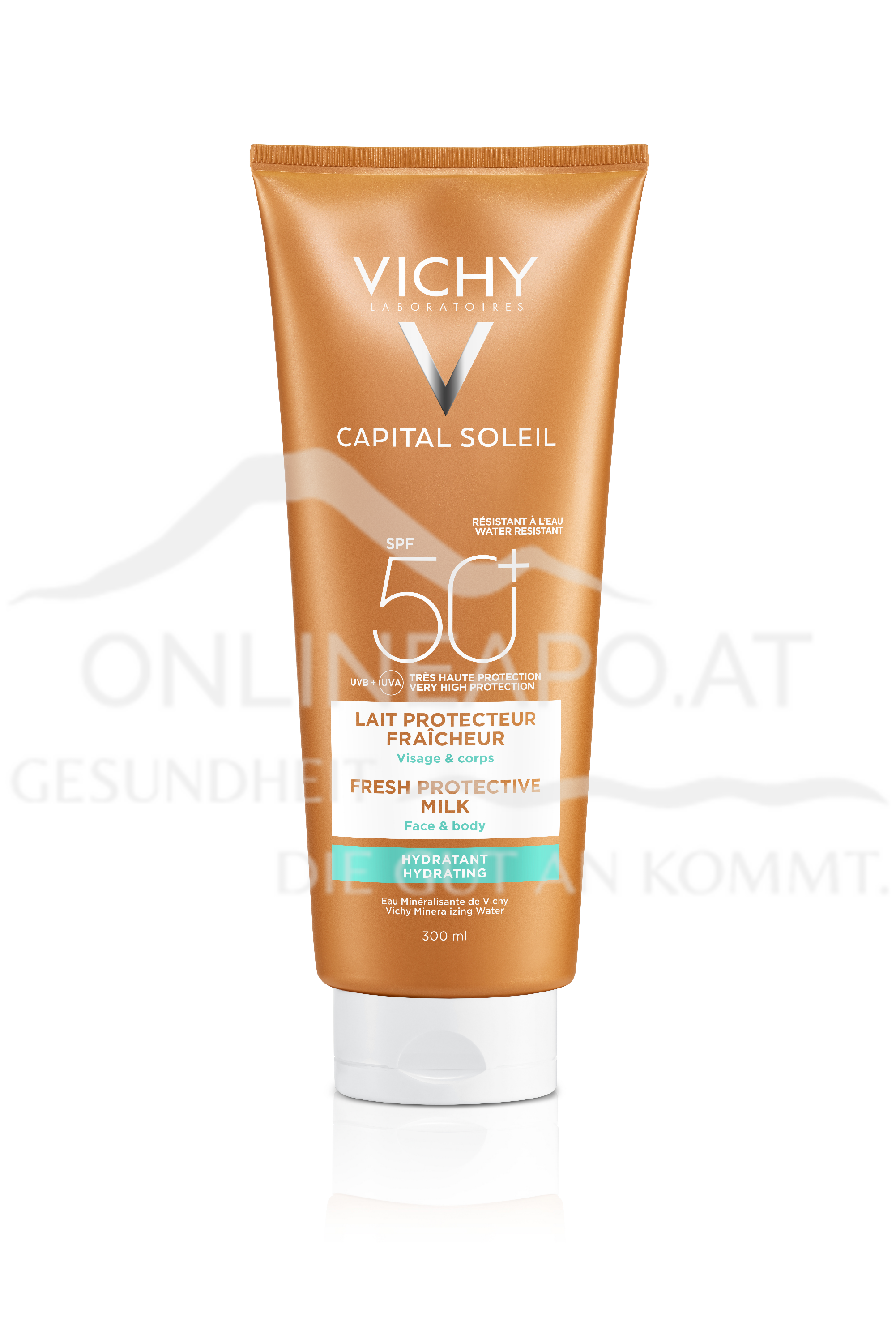VICHY Ideal Soleil Familienmilch LSF 50+