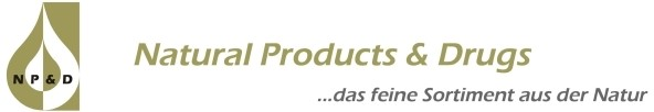 Natural Products & Drugs GmbH