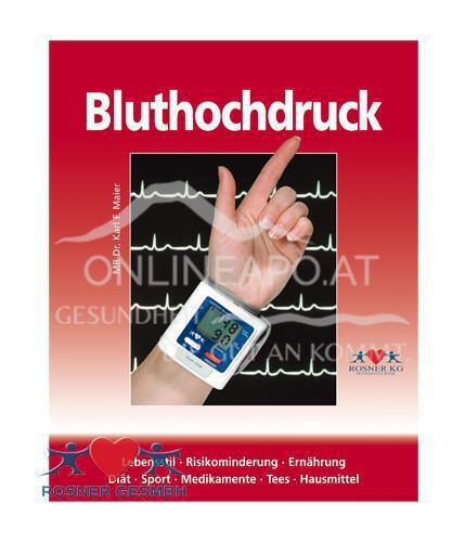 "Rosner Buch ""Blutdruck"""