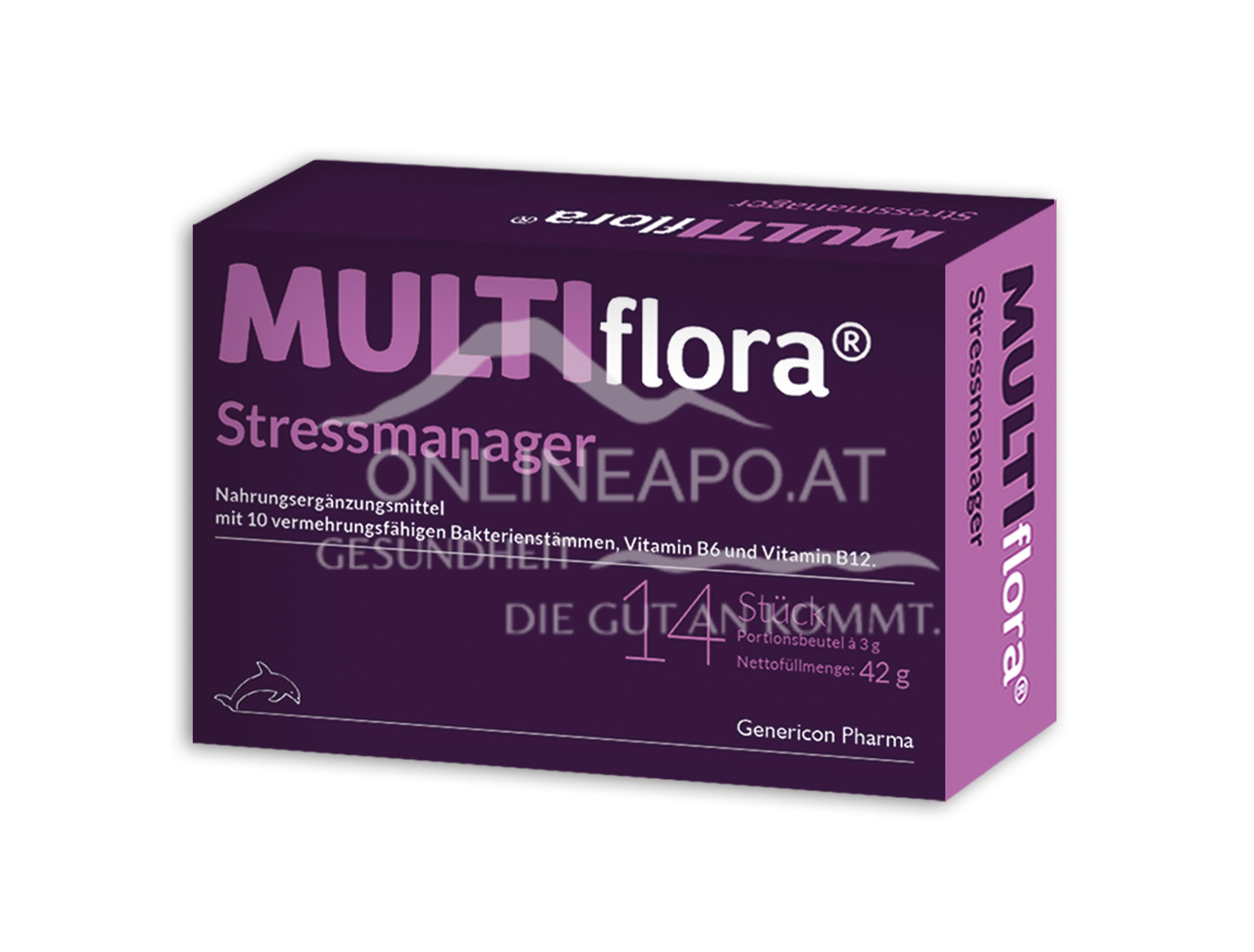 MULTIflora® Stressmanager