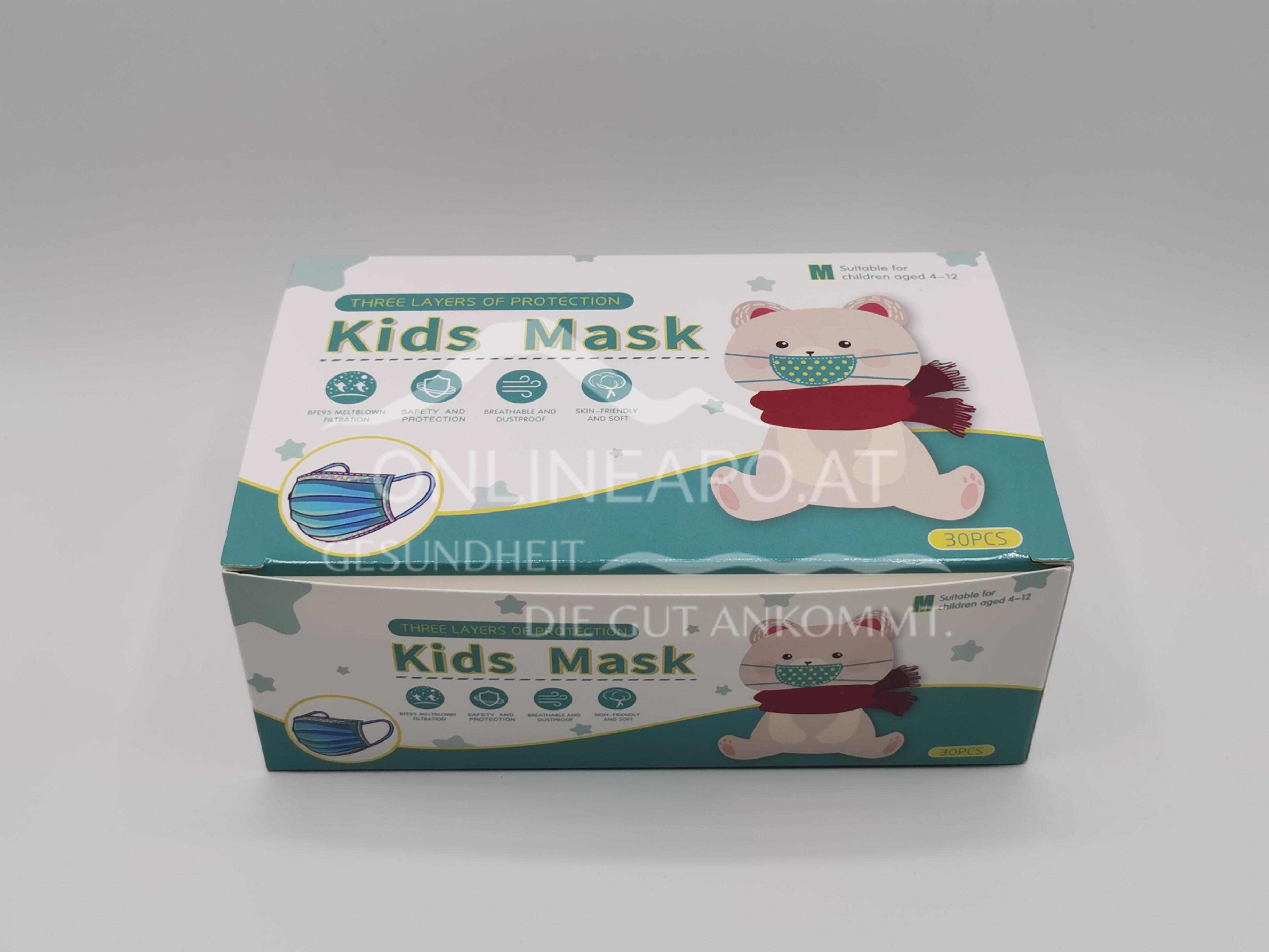 Mund-Nasen-Schutz Maske Kinder