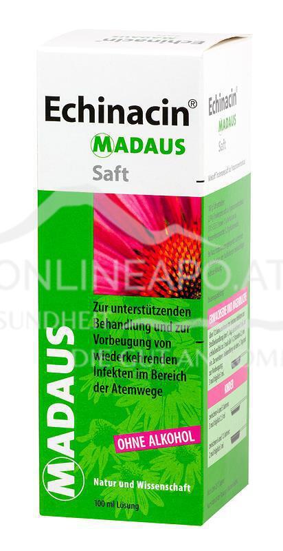 Echinacin Madaus Saft