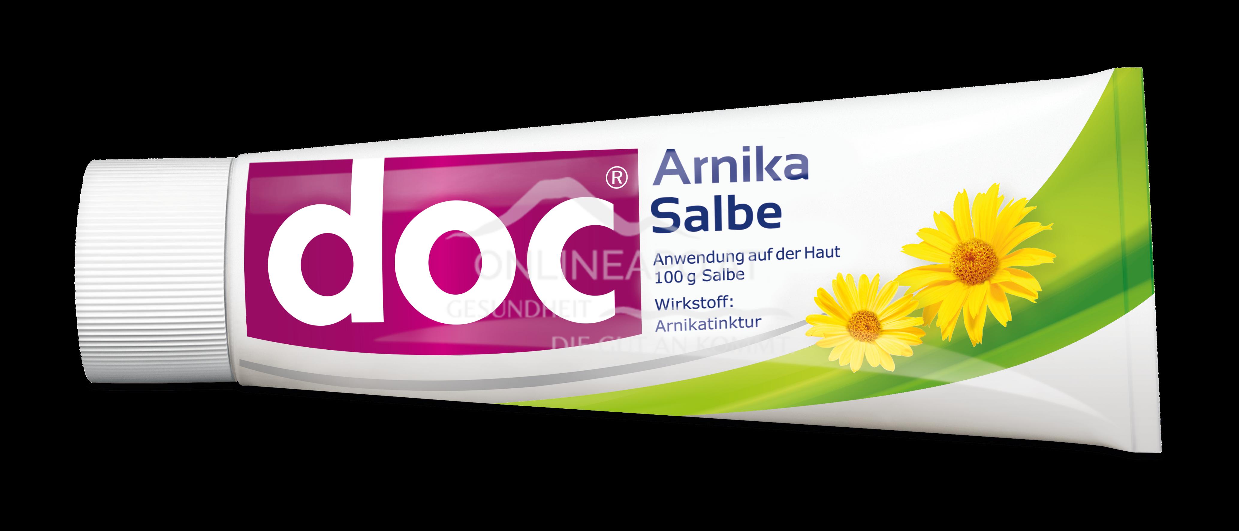 doc Arnika Salbe 100g
