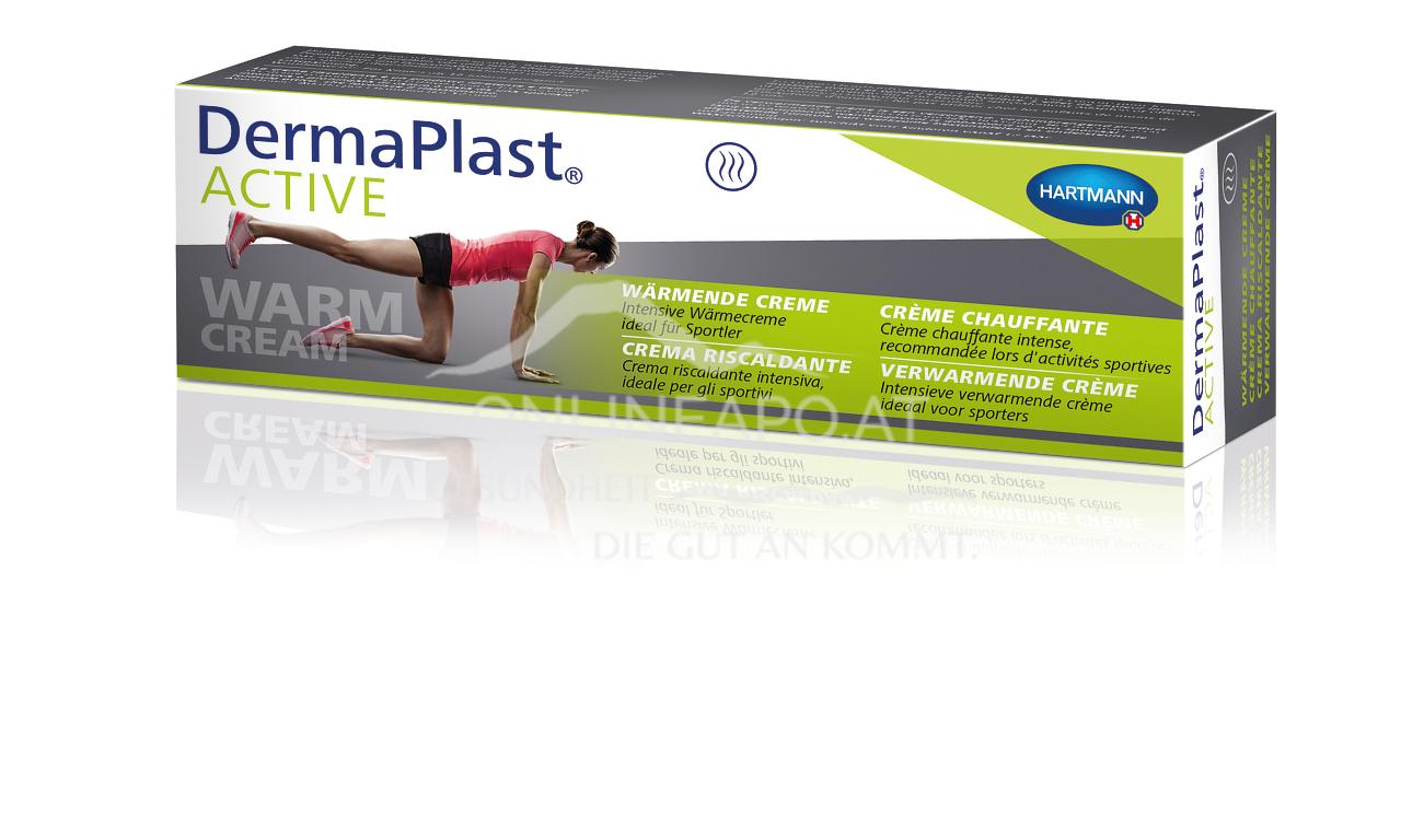 DermaPlast® ACTIVE Warm Cream, Wärmende Creme