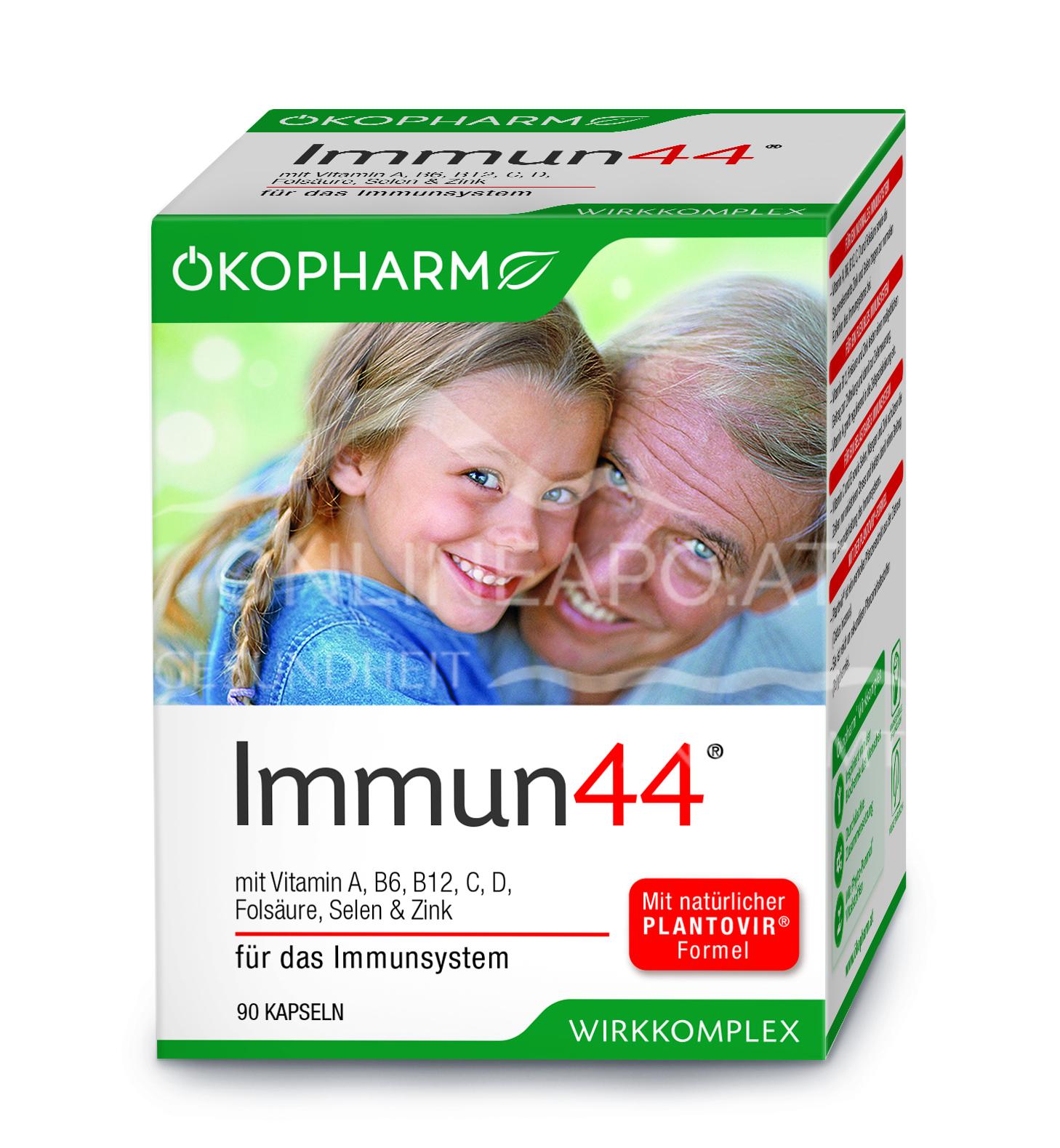 Ökopharm Immun44® Kapseln