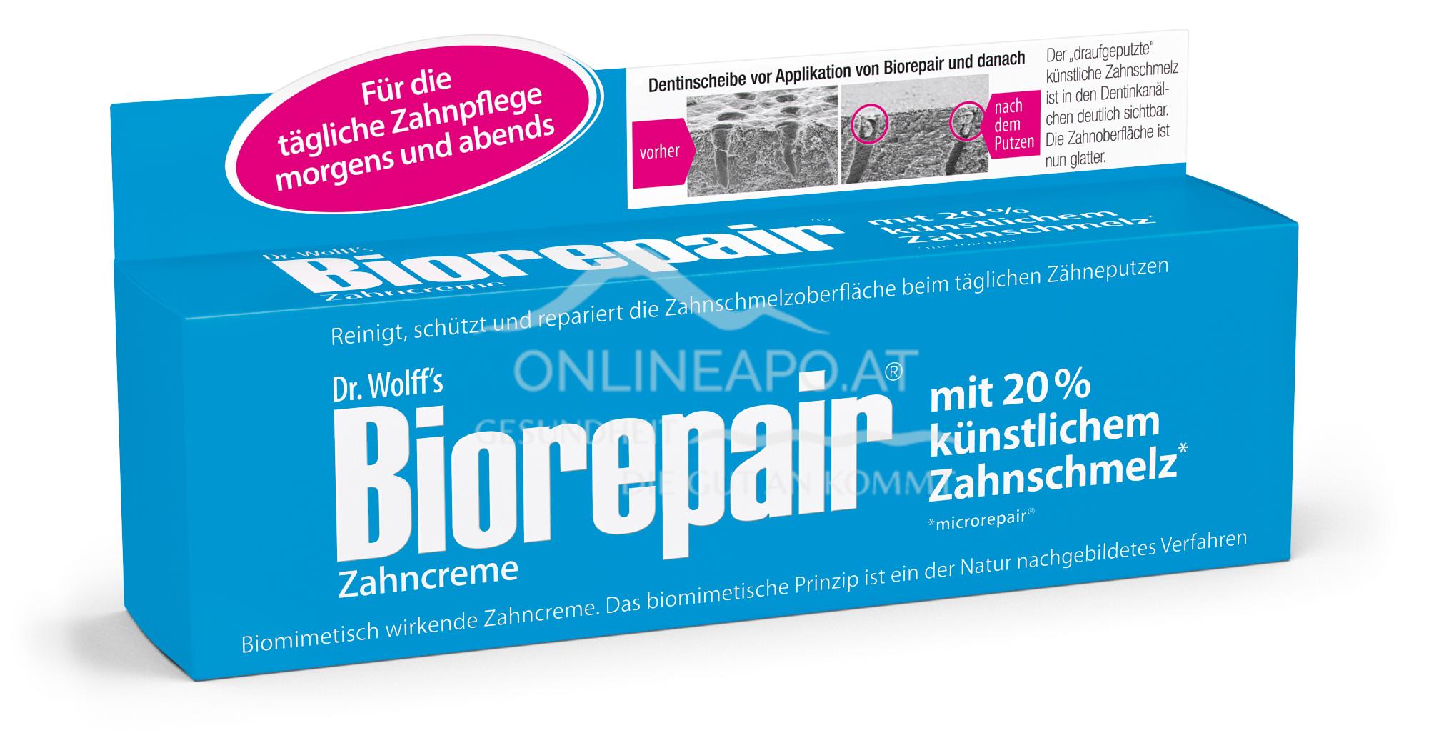 Biorepair® Zahncreme