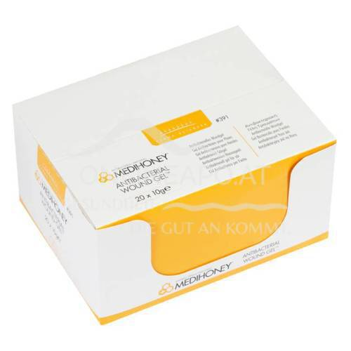 Medihoney® Antibacterial Wound Gel 20x10g