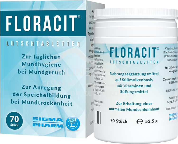 FLORACIT® Lutschtabletten