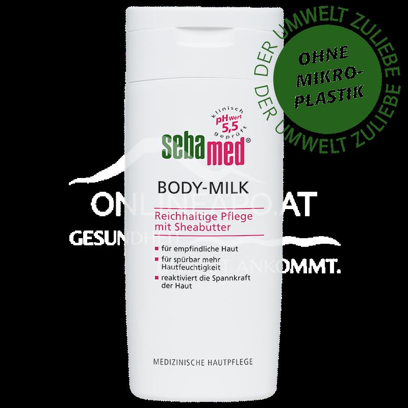Sebamed Body-Milk 200ml