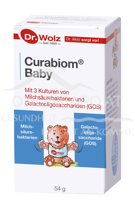 Dr. Wolz Curabiom® Baby Pulver