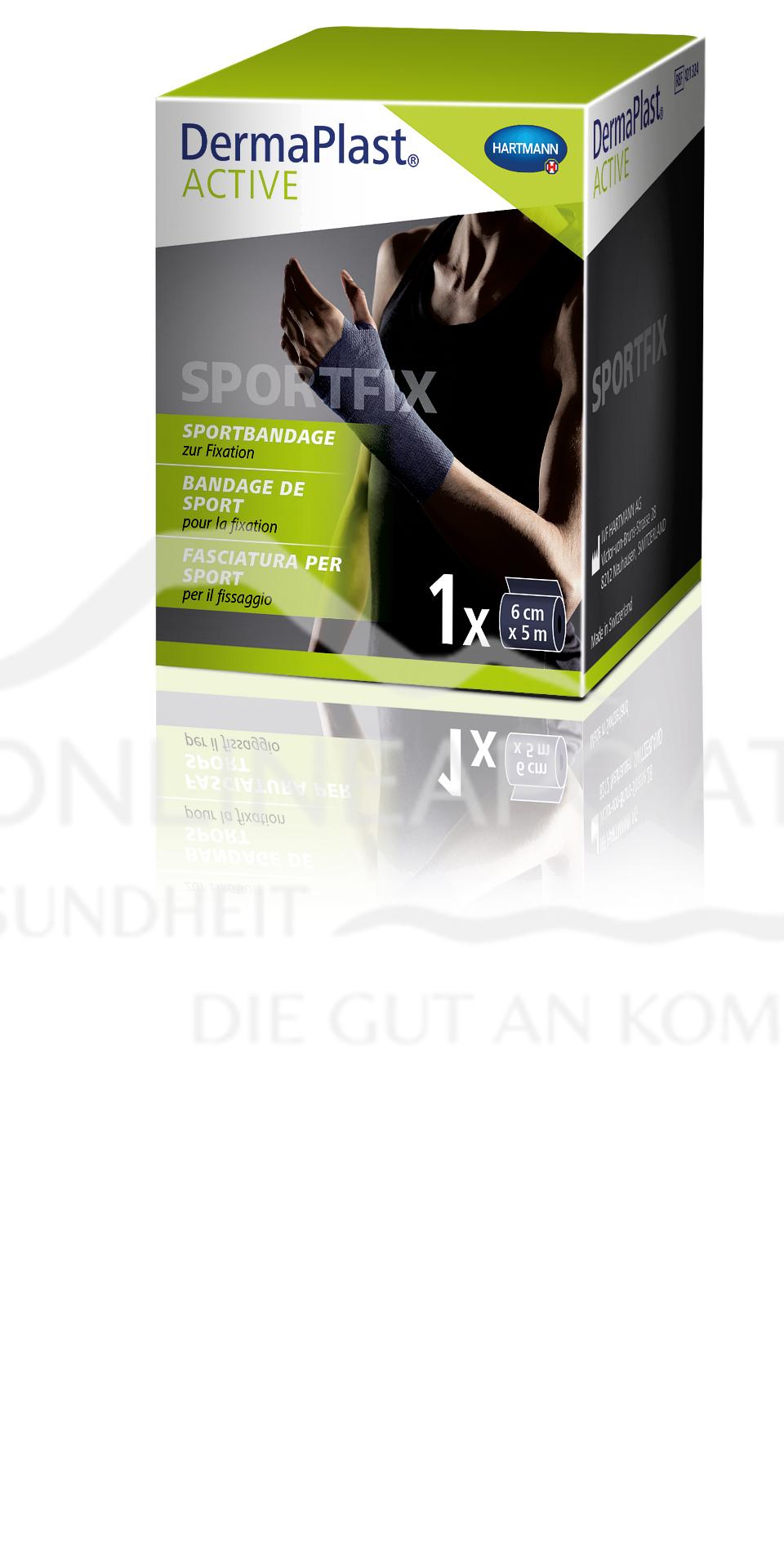DermaPlast® ACTIVE Sportfix 6cm x 5m