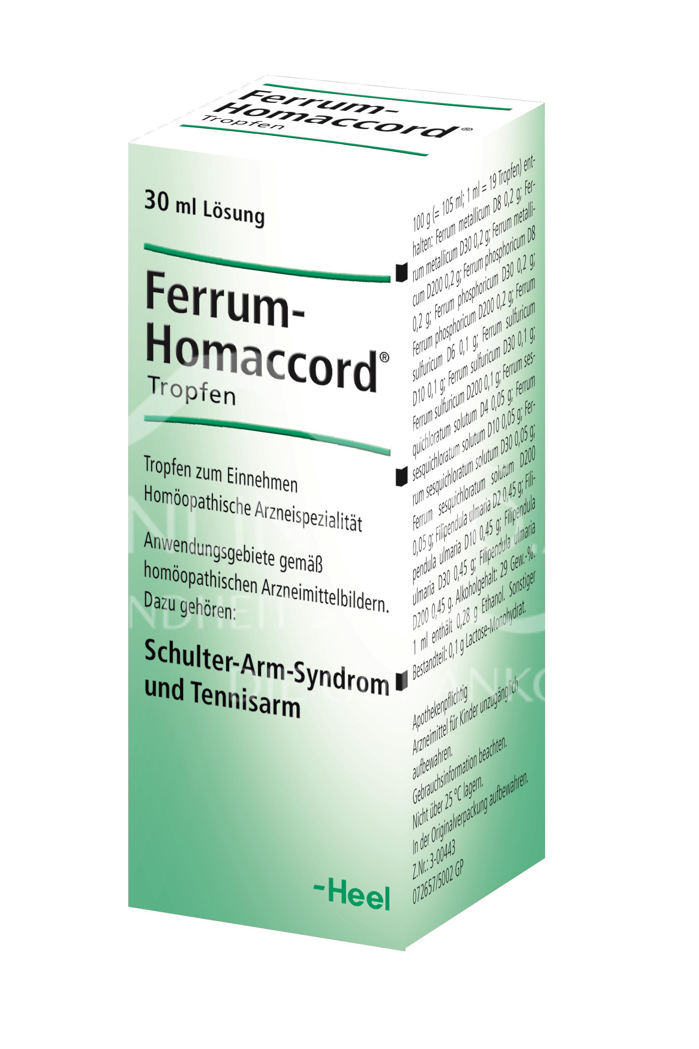 Ferrum-Homaccord®