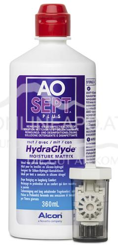 AOSEPT® plus HydraGlyde® 2x360ml