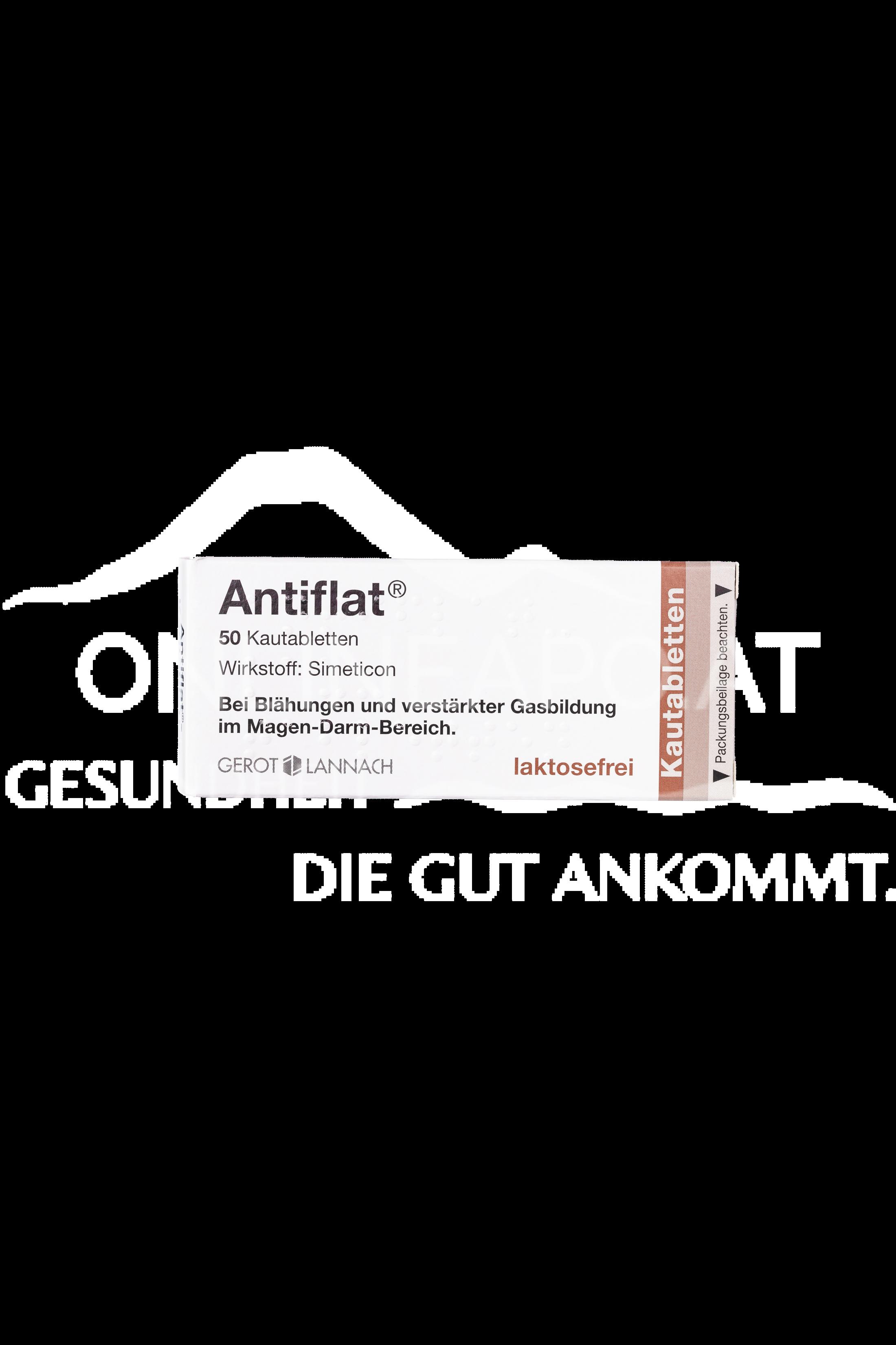 Antiflat® Kautabletten