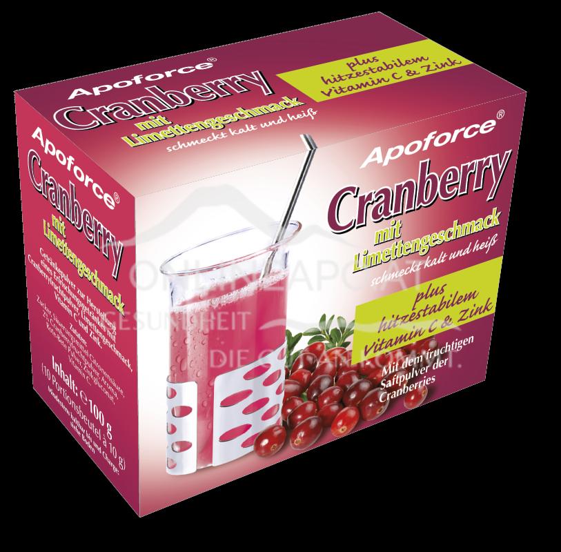 Apoforce® Cranberry