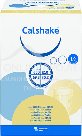 Calshake® Vanille 7 x 87g