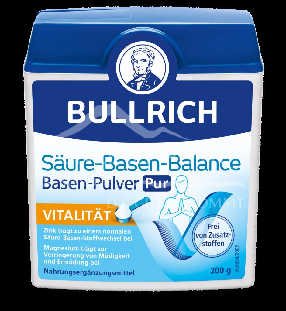 Bullrich Säure-Basen-Balance Basenpulver