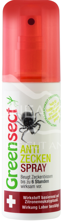 Greensect Anti Zecken-Spray
