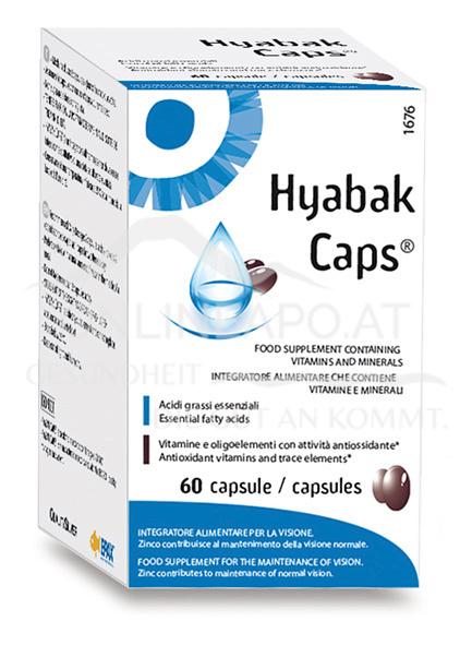 Hyabak Caps®
