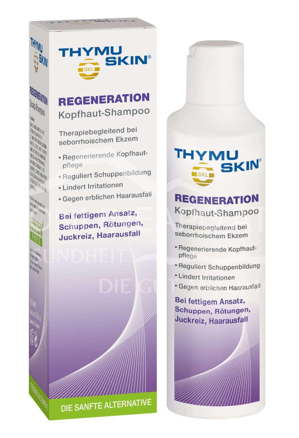 Thymuskin Regeneration Kopfhaut-Shampoo