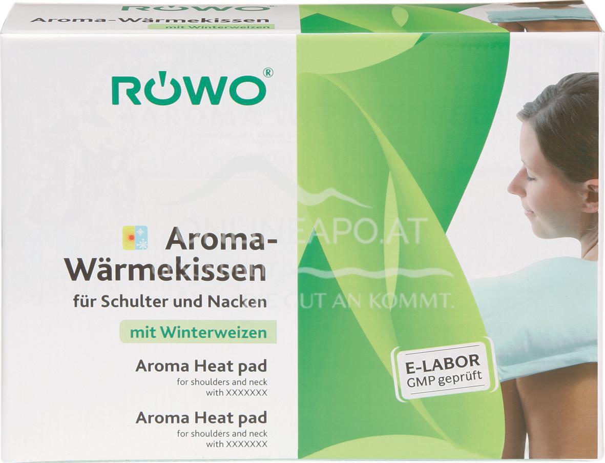 RÖWO Aromakissen für Schulter und Nacken