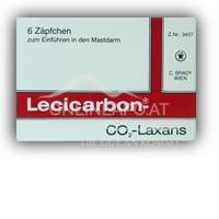 Lecicarbon Suppositorium