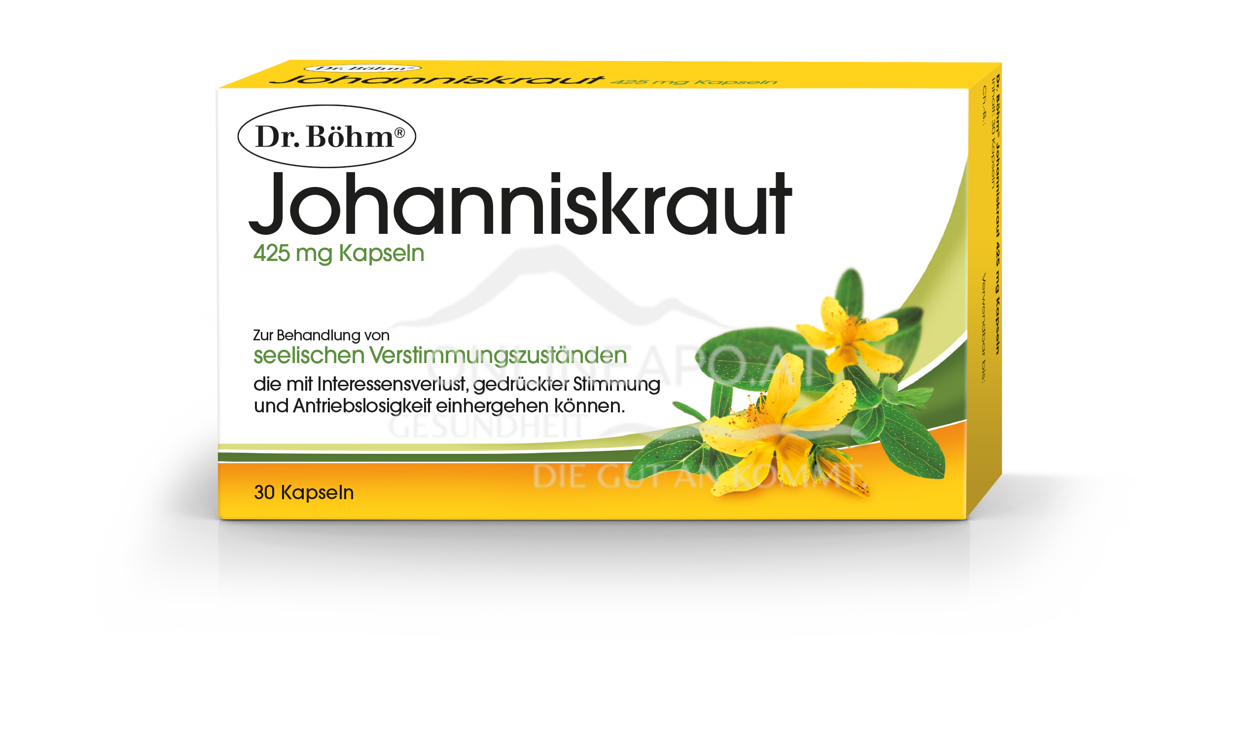 Dr. Böhm® Johanniskraut 425mg