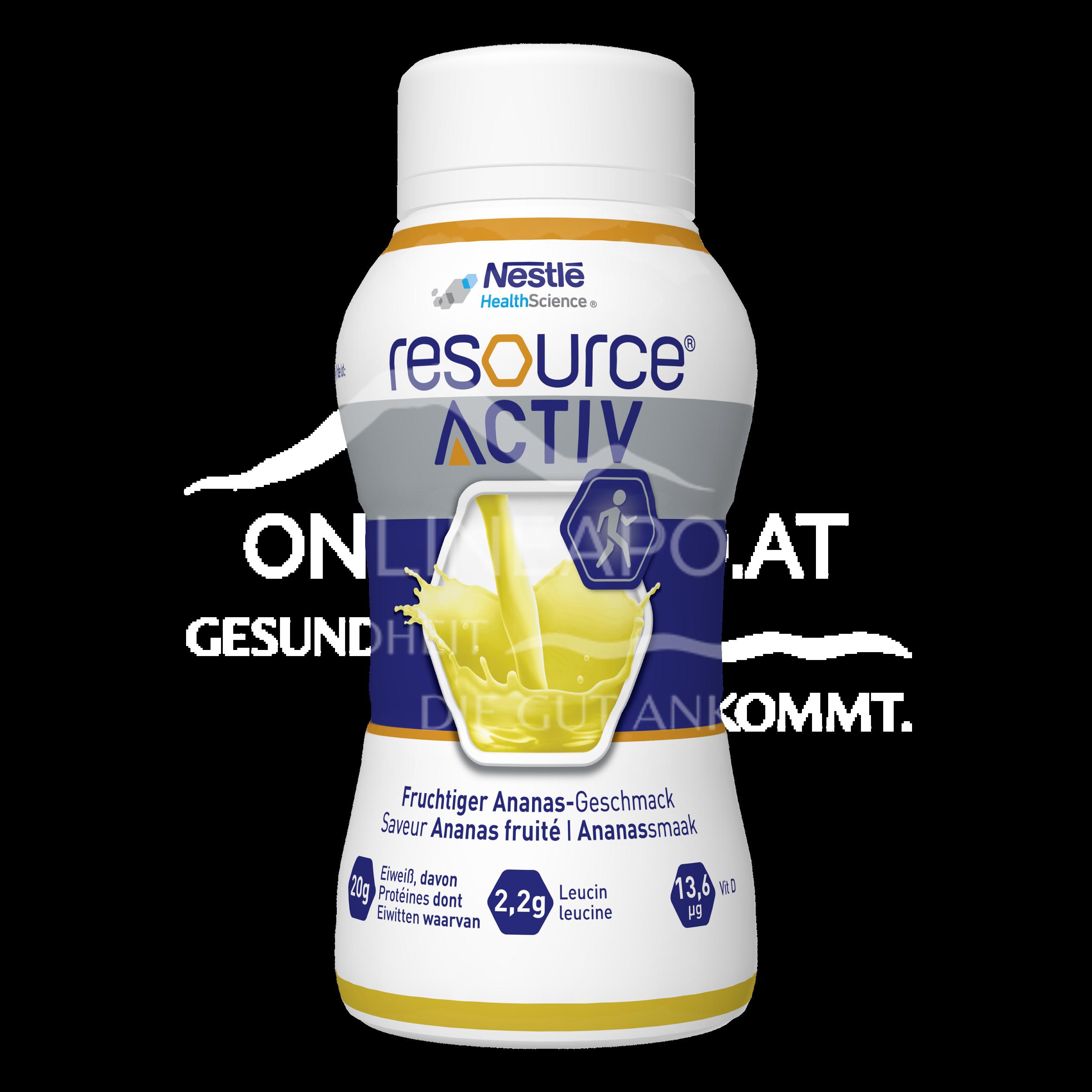 Resource® Activ Ananas