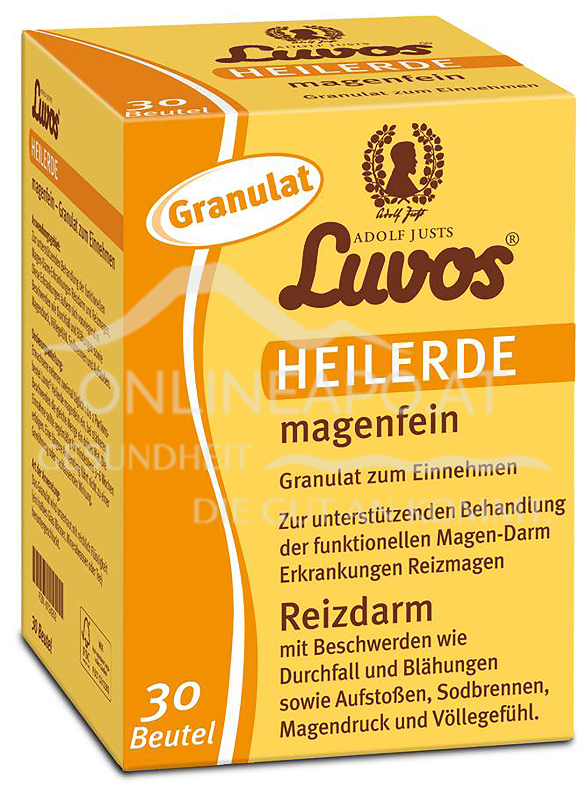 Luvos Heilerde Magenfein Granulat 30x6,5g