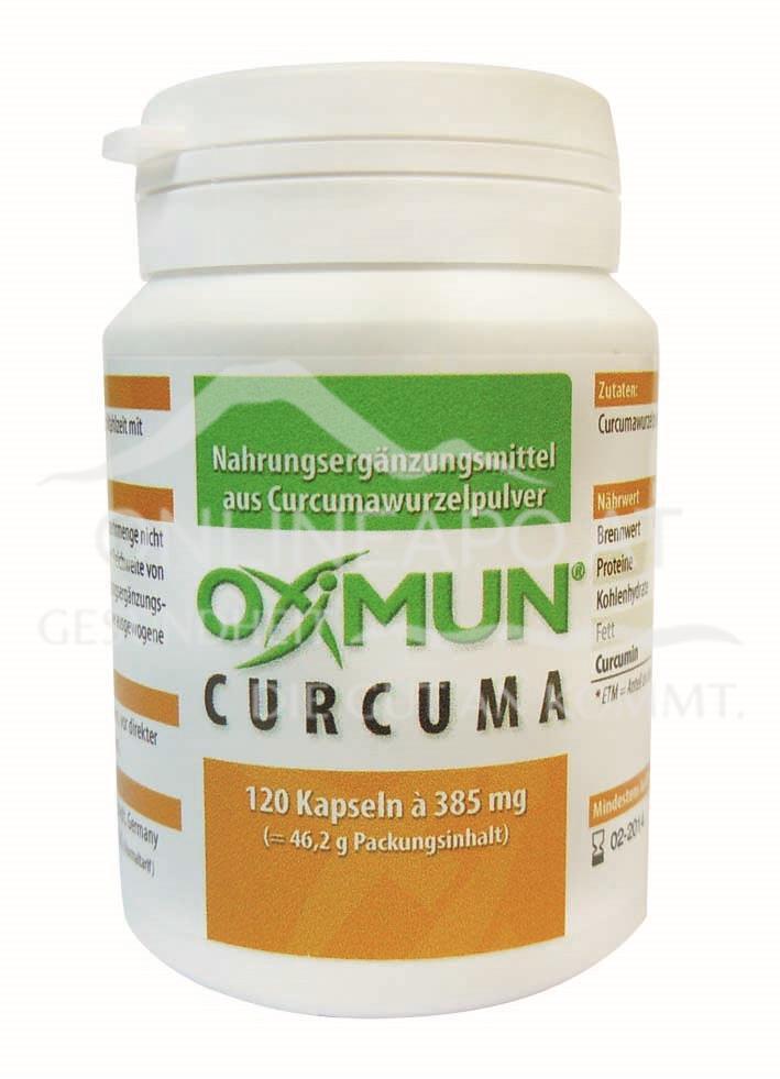 Oximun Curcuma