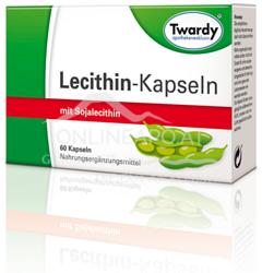 Twardy Lecithin‐Kapseln