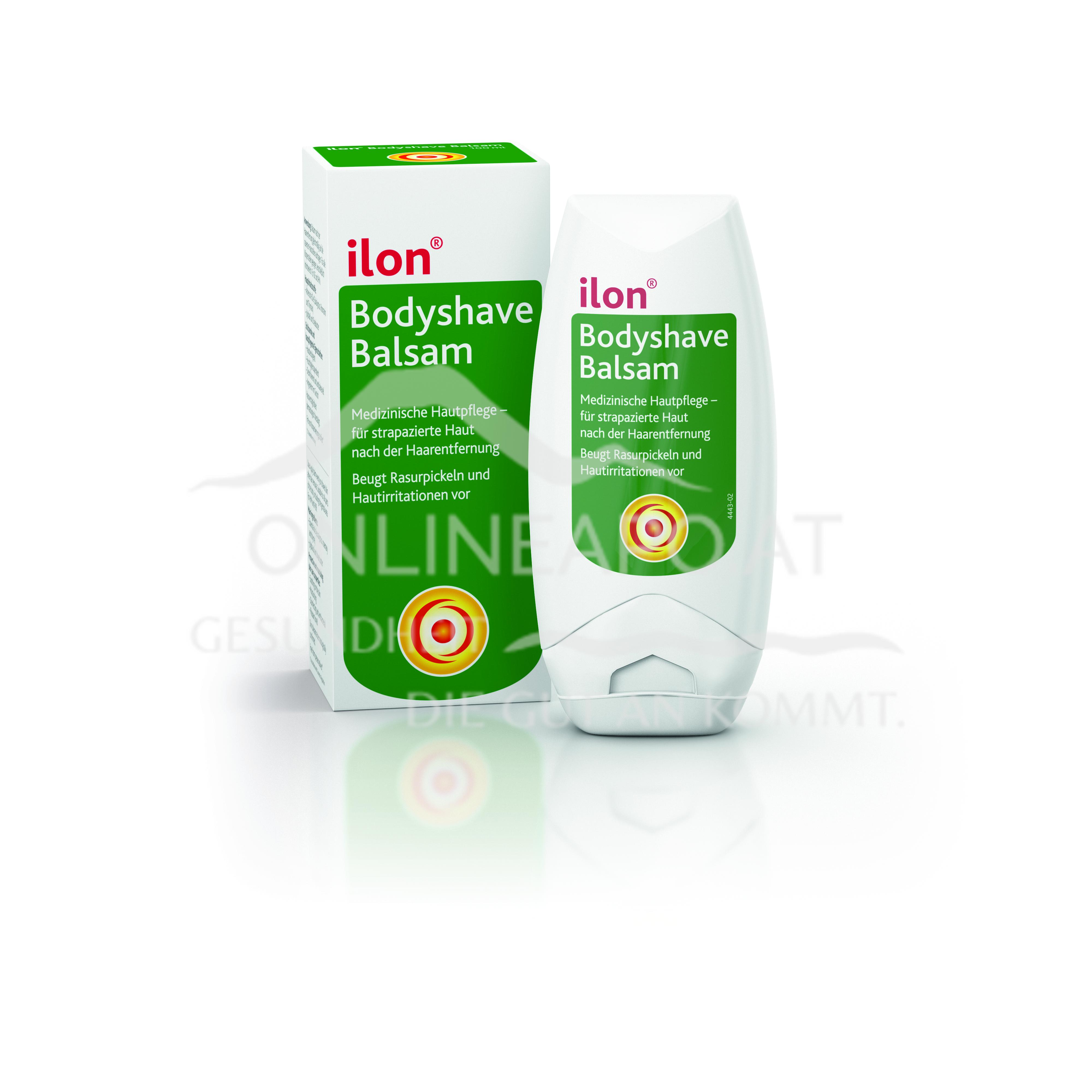 ilon® Bodyshave-Balsam