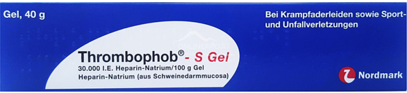 Thrombophob®-S Gel