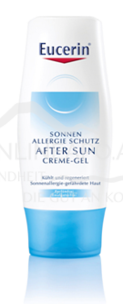 Eucerin SONNEN ALLERGIE Schutz After Sun Gel