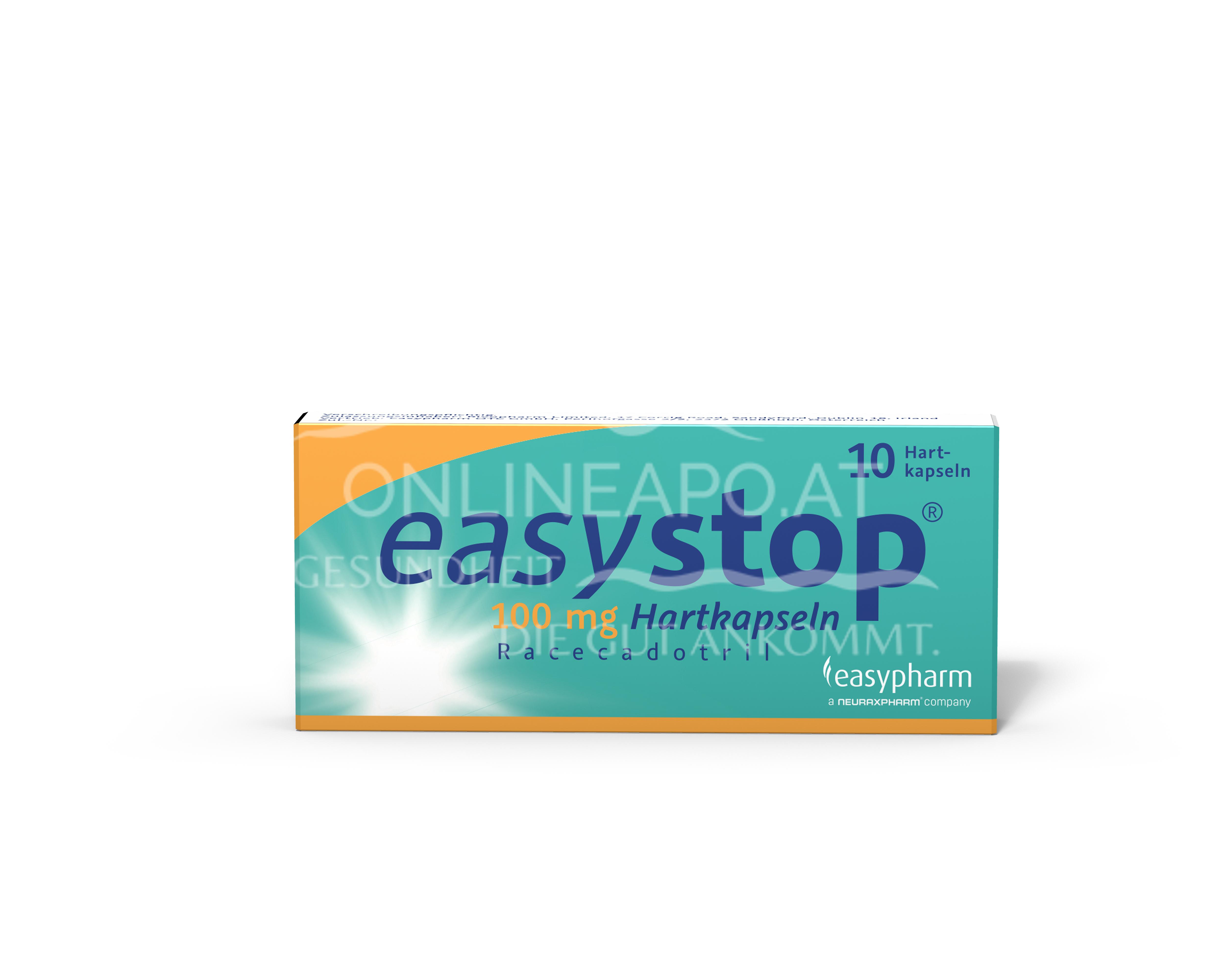 easystop® 100mg Hartkapseln