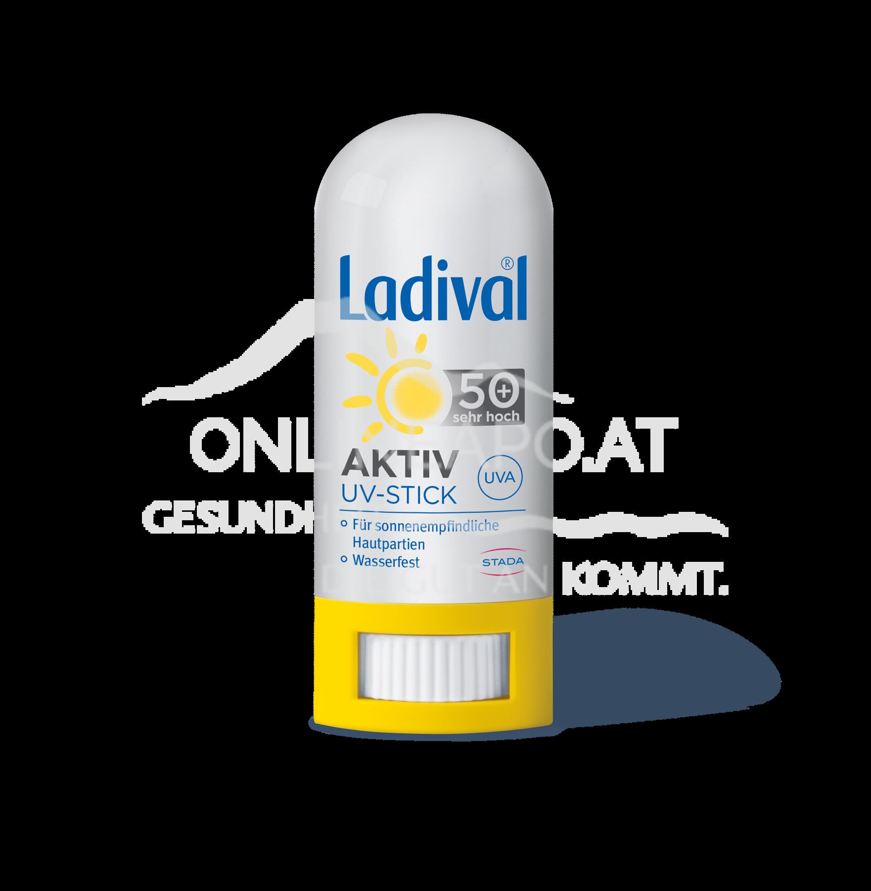 Ladival® Aktiv UV-Stick LSF50+