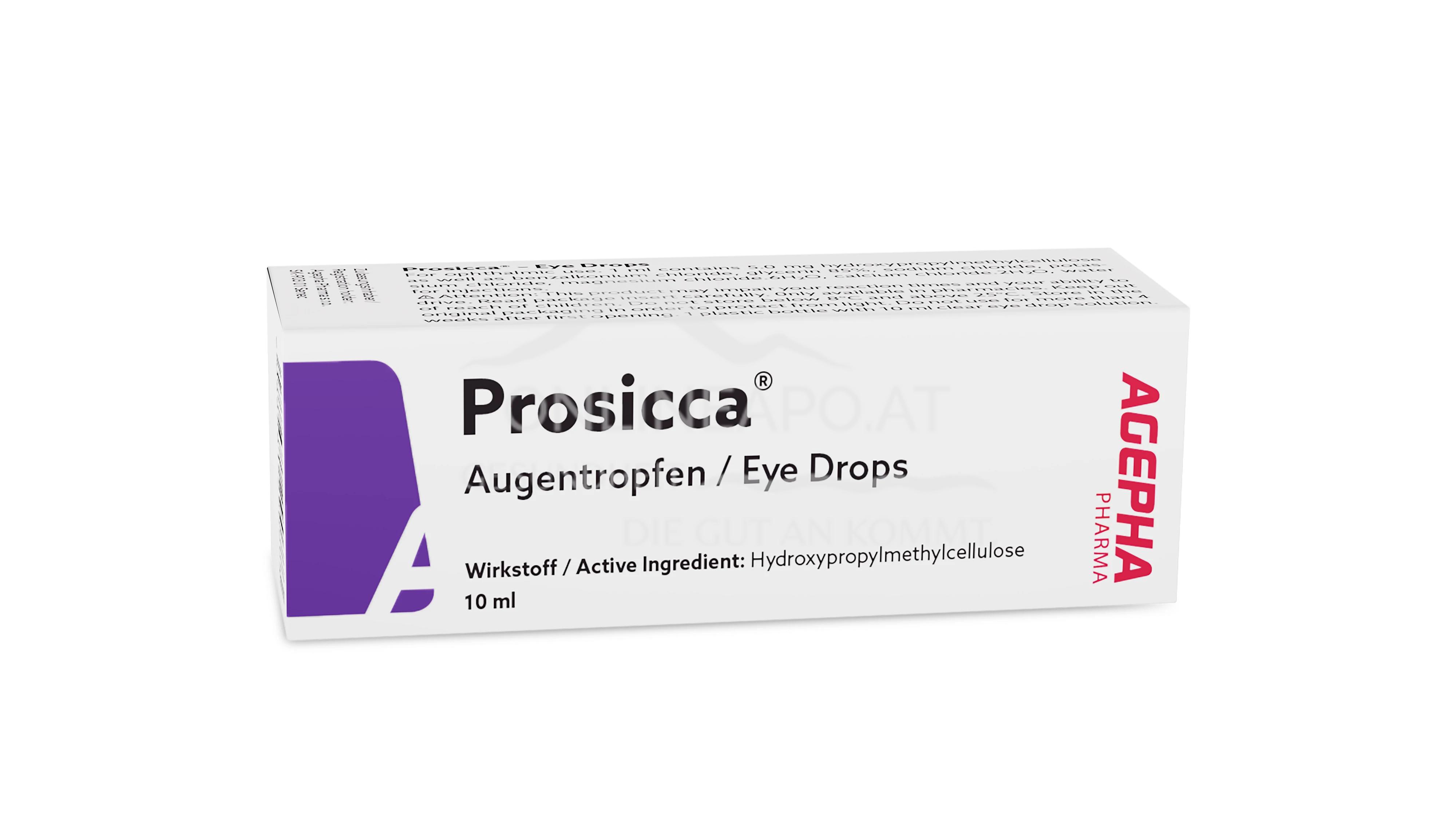 Prosicca Augentropfen