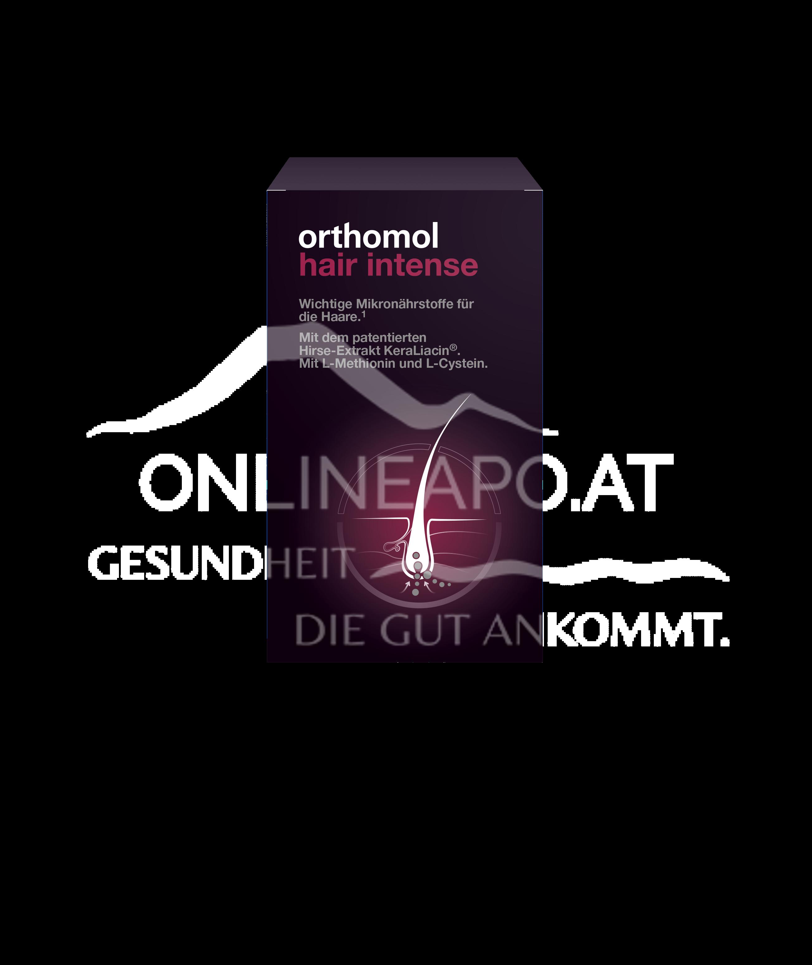 Orthomol Hair intense