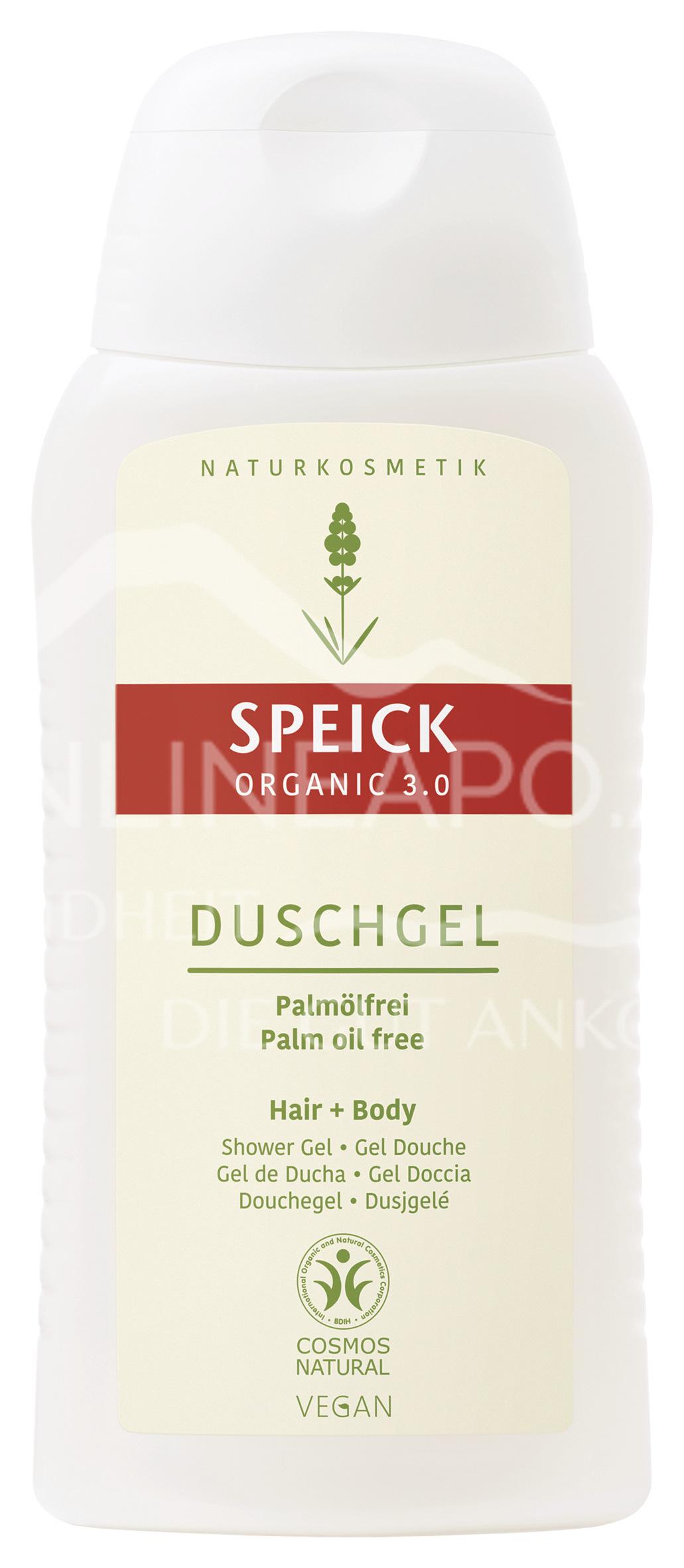Speick Organic 3.0 Duschgel