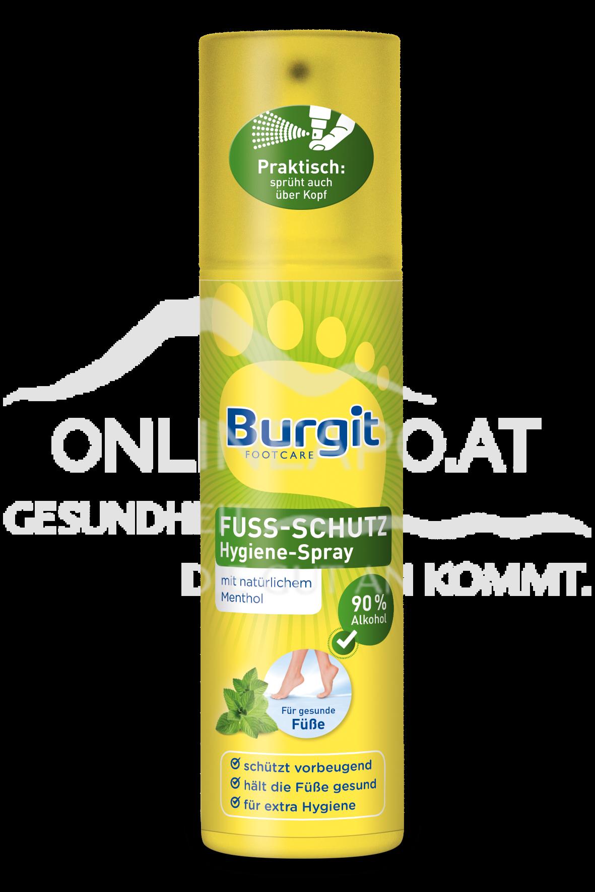 Burgit Fuß-Schutz-Hygiene Spray