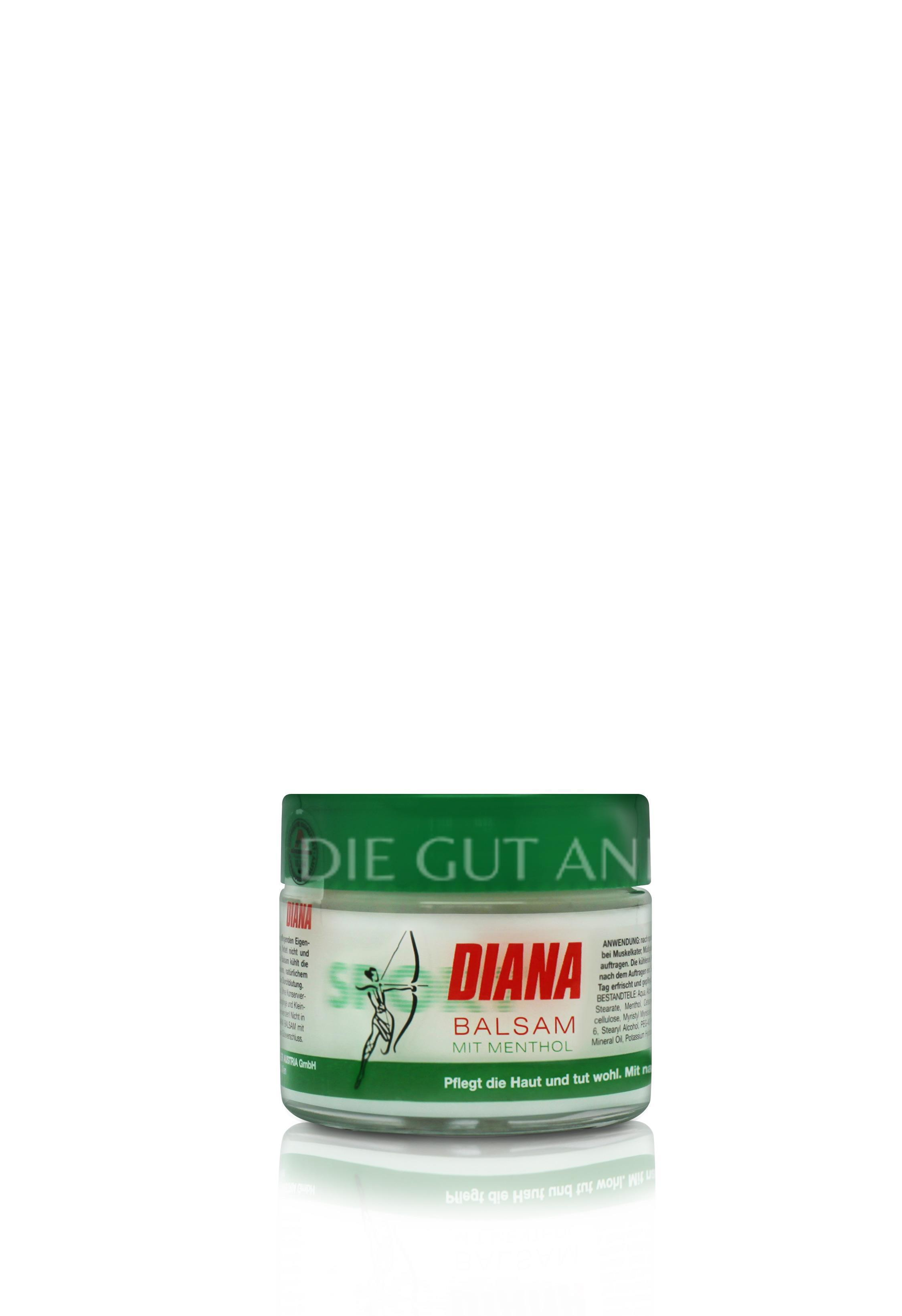 Diana® Balsam mit Menthol