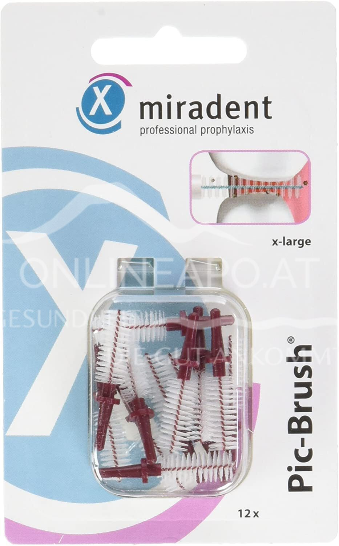 Miradent Pic Brush Ersatzbürsten